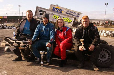 BriSCA F2 | Season 2013 | Winners | April 2013