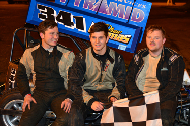 All race winners/results listed on www.briscaf2.com are subject to